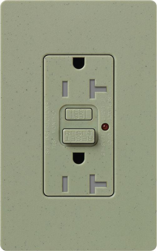Lutron SCR-20-GFTR Claro 20 Ampere 125 Volt Designer Two Outlet Tamper Sale $43.96 ITEM: bci1856250 ID#:SCR-20-GFTR-GB UPC: 27557630573 :