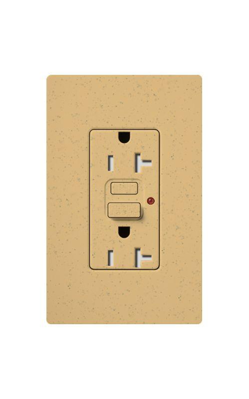 Lutron SCR-20-GFTR Claro 20 Ampere 125 Volt Designer Two Outlet Tamper Sale $43.96 ITEM: bci1856251 ID#:SCR-20-GFTR-GS UPC: 27557630580 :