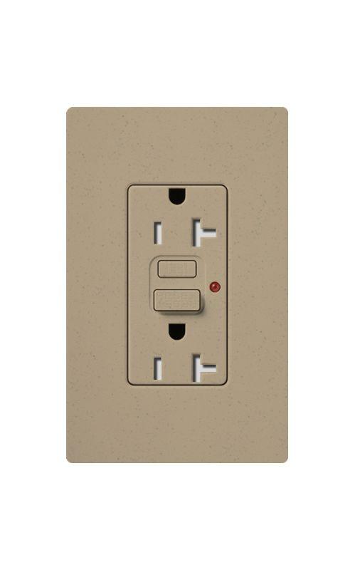 Lutron SCR-20-GFTR Claro 20 Ampere 125 Volt Designer Two Outlet Tamper Sale $48.65 ITEM: bci1856256 ID#:SCR-20-GFTR-MS UPC: 27557630627 :