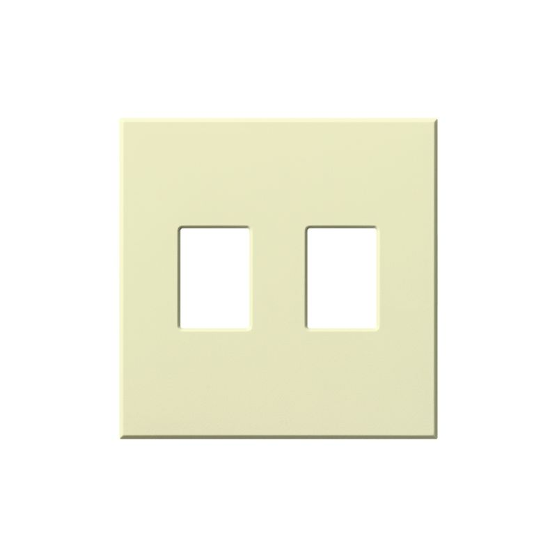 Lutron VWP-2 Architectural Two Gang wall plate for Two Dimmers or Sale $19.07 ITEM: bci1857244 ID#:VWP-2-AL UPC: 27557177306 :