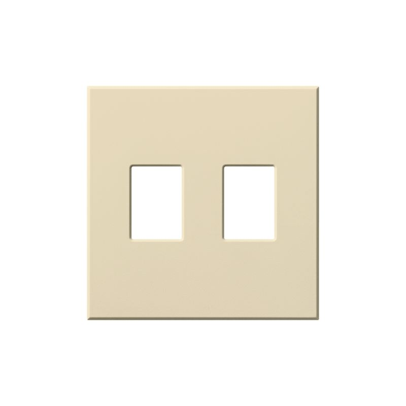 Lutron VWP-2 Architectural Two Gang wall plate for Two Dimmers or Sale $19.07 ITEM: bci1857245 ID#:VWP-2-BE UPC: 27557689359 :