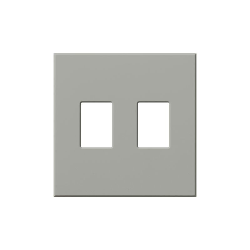 Lutron VWP-2 Architectural Two Gang wall plate for Two Dimmers or Sale $19.07 ITEM: bci1857248 ID#:VWP-2-GR UPC: 27557689380 :