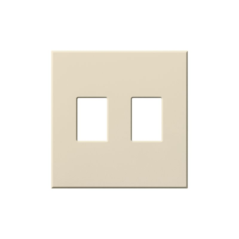 Lutron VWP-2 Architectural Two Gang wall plate for Two Dimmers or Sale $19.07 ITEM: bci1857250 ID#:VWP-2-LA UPC: 27557177313 :