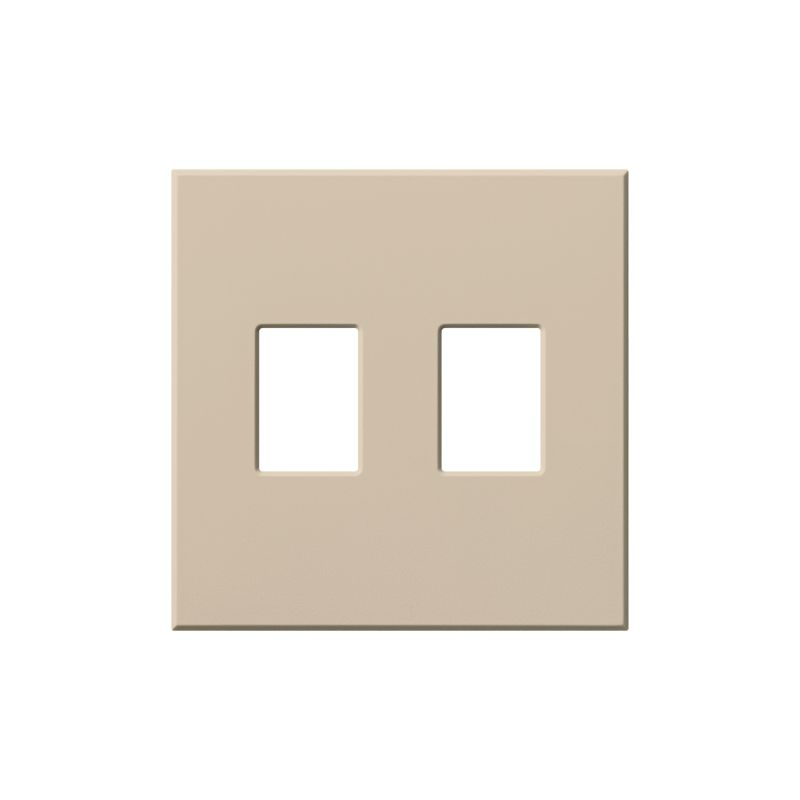 Lutron VWP-2 Architectural Two Gang wall plate for Two Dimmers or Sale $19.07 ITEM: bci1857252 ID#:VWP-2-TP UPC: 27557689410 :