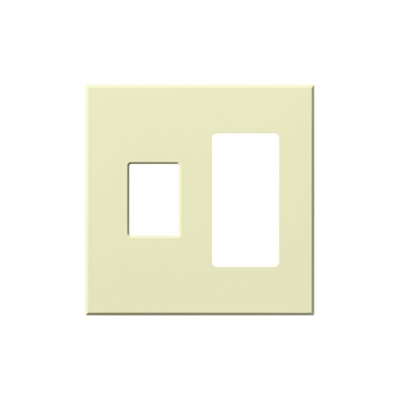 Lutron VWP-2CR Architectural Two Gang wall plate for One Dimmer and Sale $19.07 ITEM: bci1857254 ID#:VWP-2CR-AL UPC: 27557177337 :