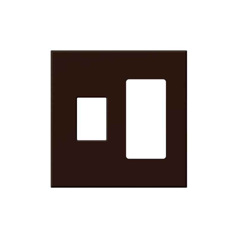 Lutron VWP-2CR Architectural Two Gang wall plate for One Dimmer and Sale $19.07 ITEM: bci1857257 ID#:VWP-2CR-BR UPC: 27557689694 :