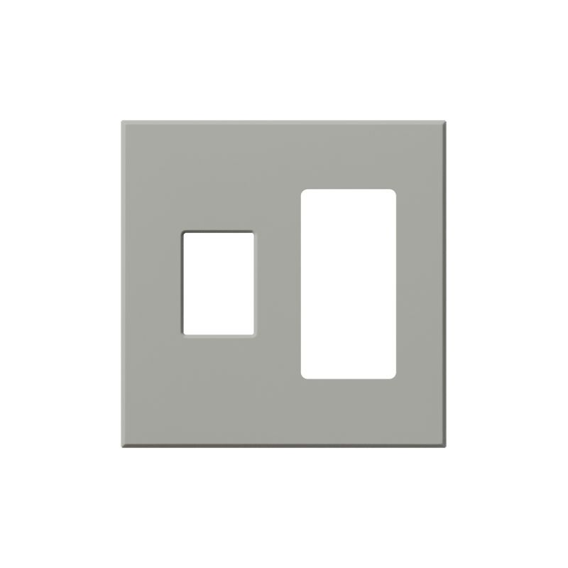 Lutron VWP-2CR Architectural Two Gang wall plate for One Dimmer and Sale $19.07 ITEM: bci1857258 ID#:VWP-2CR-GR UPC: 27557689700 :