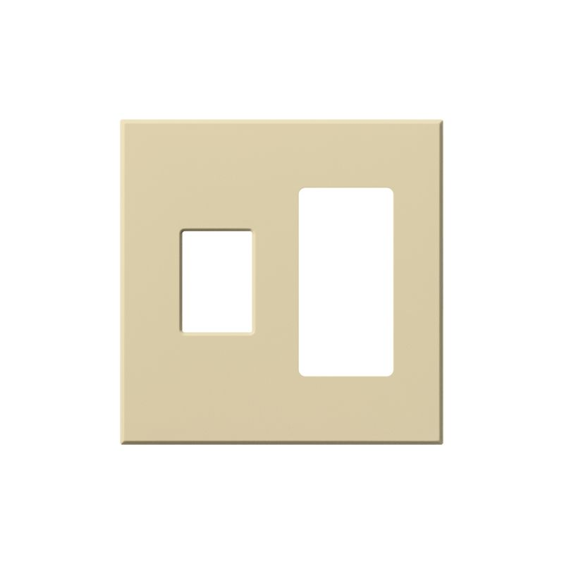 Lutron VWP-2CR Architectural Two Gang wall plate for One Dimmer and Sale $19.07 ITEM: bci1857259 ID#:VWP-2CR-IV UPC: 27557689717 :