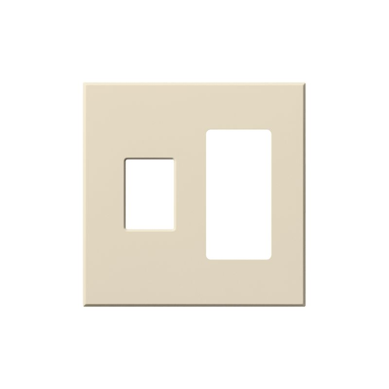 Lutron VWP-2CR Architectural Two Gang wall plate for One Dimmer and Sale $19.07 ITEM: bci1857260 ID#:VWP-2CR-LA UPC: 27557177344 :