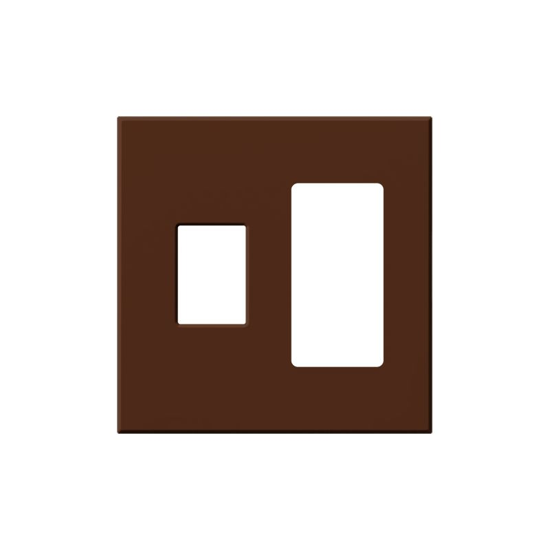 Lutron VWP-2CR Architectural Two Gang wall plate for One Dimmer and Sale $19.07 ITEM: bci1857261 ID#:VWP-2CR-SI UPC: 27557177351 :