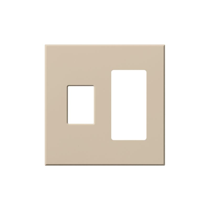 Lutron VWP-2CR Architectural Two Gang wall plate for One Dimmer and Sale $19.07 ITEM: bci1857262 ID#:VWP-2CR-TP UPC: 27557689731 :