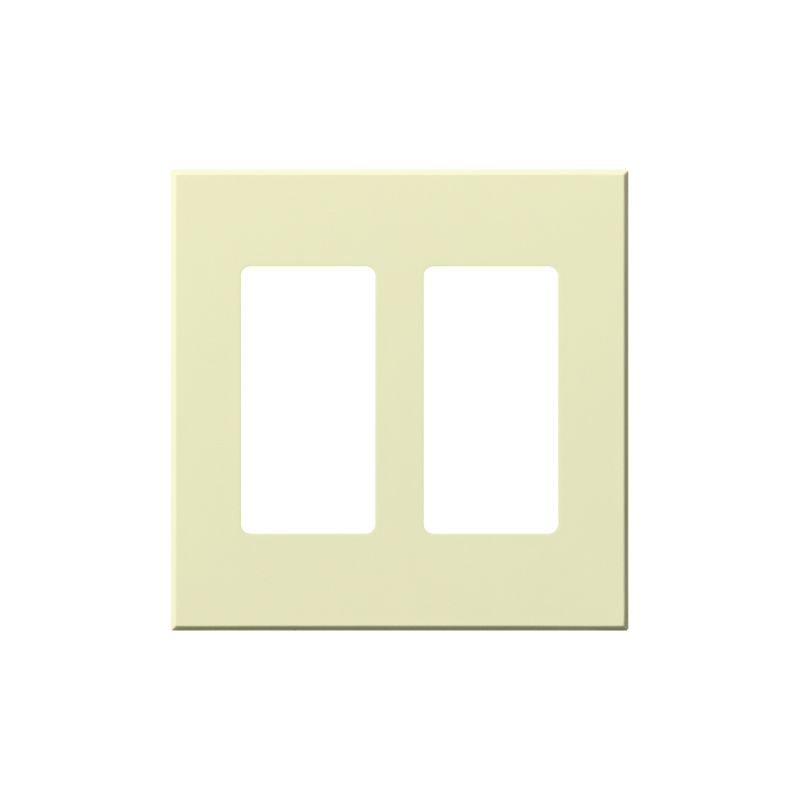 Lutron VWP-2R Architectural Two Gang wall plate for Two Accessory Sale $19.07 ITEM: bci1857264 ID#:VWP-2R-AL UPC: 27557177368 :