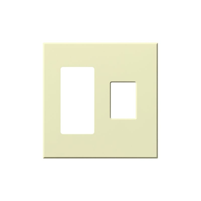 Lutron VWP-2RC Architectural Two Gang wall plate for One Accessory Sale $19.07 ITEM: bci1857274 ID#:VWP-2RC-AL UPC: 27557177399 :
