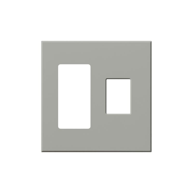 Lutron VWP-2RC Architectural Two Gang wall plate for One Accessory Sale $19.07 ITEM: bci1857278 ID#:VWP-2RC-GR UPC: 27557753197 :