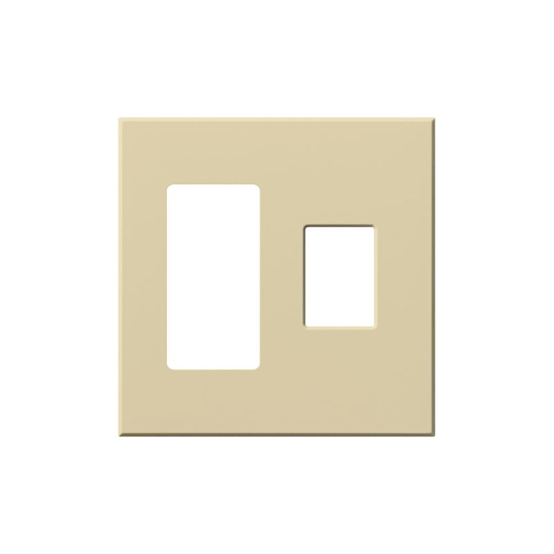 Lutron VWP-2RC Architectural Two Gang wall plate for One Accessory Sale $19.07 ITEM: bci1857279 ID#:VWP-2RC-IV UPC: 27557753203 :