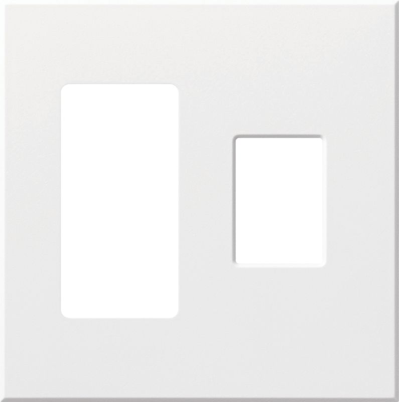 Lutron VWP-2RC Architectural Two Gang wall plate for One Accessory Sale $19.07 ITEM: bci1857283 ID#:VWP-2RC-WH UPC: 27557753159 :