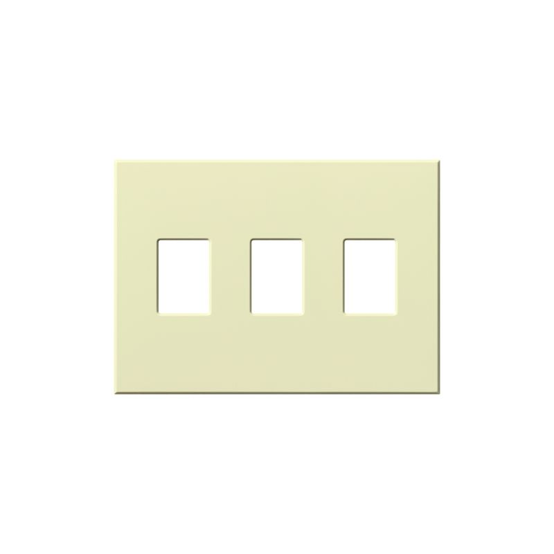 Lutron VWP-3 Architectural Three Gang wall plate for Three Dimmers or Sale $34.72 ITEM: bci1857284 ID#:VWP-3-AL UPC: 27557177429 :