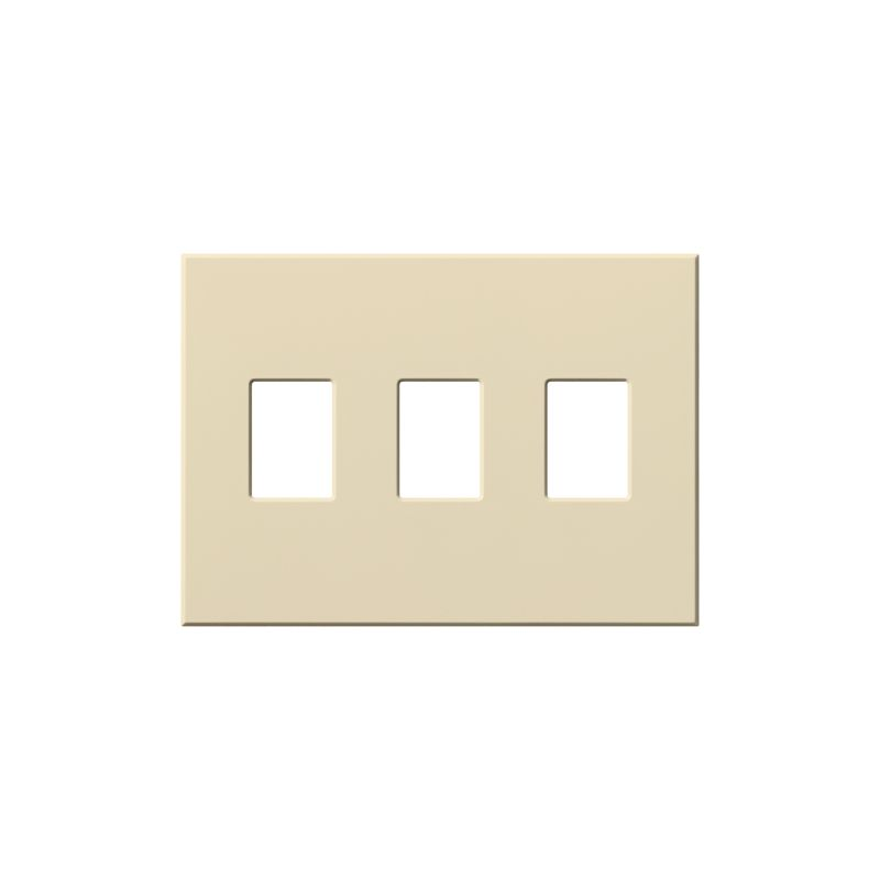 Lutron VWP-3 Architectural Three Gang wall plate for Three Dimmers or Sale $34.72 ITEM: bci1857285 ID#:VWP-3-BE UPC: 27557689434 :