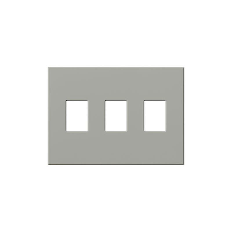 Lutron VWP-3 Architectural Three Gang wall plate for Three Dimmers or Sale $34.72 ITEM: bci1857288 ID#:VWP-3-GR UPC: 27557689465 :