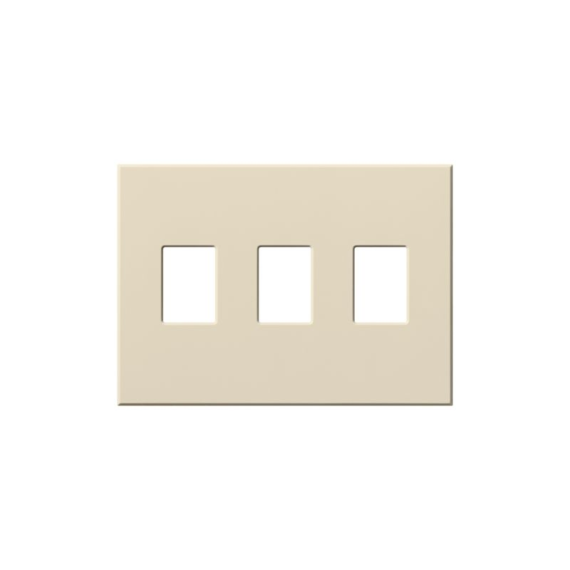 Lutron VWP-3 Architectural Three Gang wall plate for Three Dimmers or Sale $34.72 ITEM: bci1857290 ID#:VWP-3-LA UPC: 27557177436 :