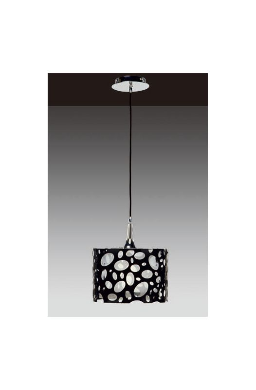 Mantra Lighting 1353 Moon 1 Light Full Sized Pendant Acrylic White