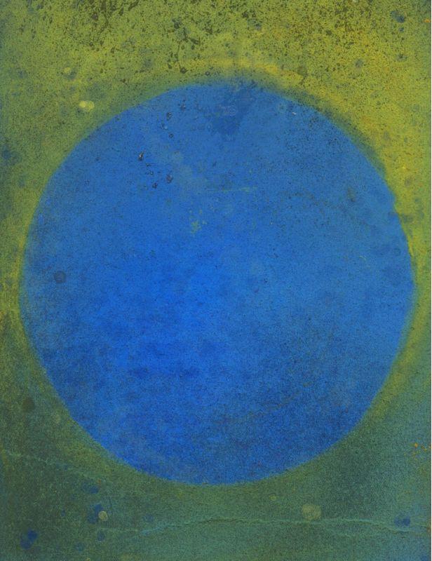 Marmont Hill Bigger World Jorgensen Painting Print on Canvas 60 x 40