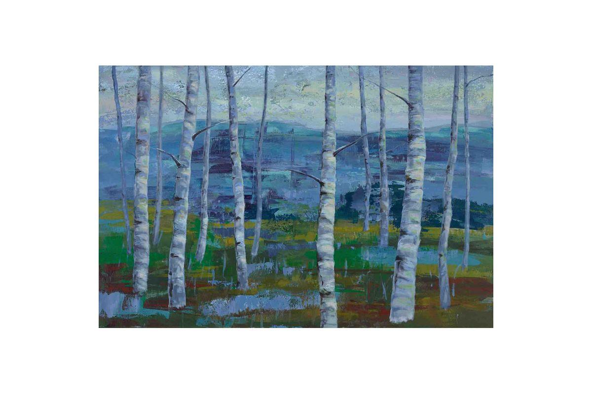 "Marmont Hill Twilight Grove I ""Twilight Grove I"" by Julie Joy"