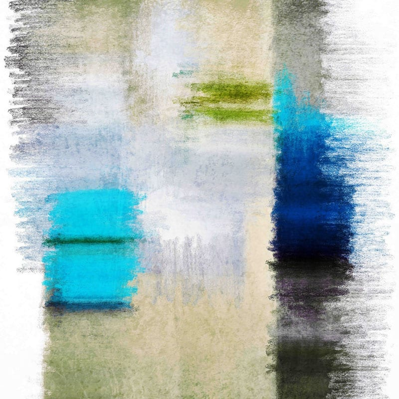 Marmont Hill Abstract 4813-3 Irena Orlov Painting Print on Canvas 48 x