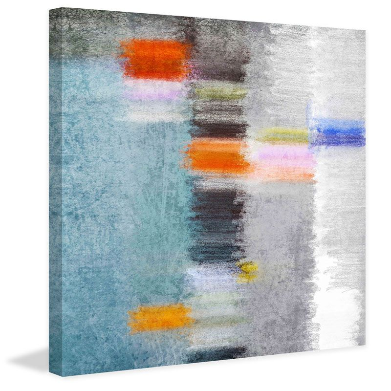 Marmont Hill Abstract 47 Irena Orlov Painting Print on Canvas 48 x 48