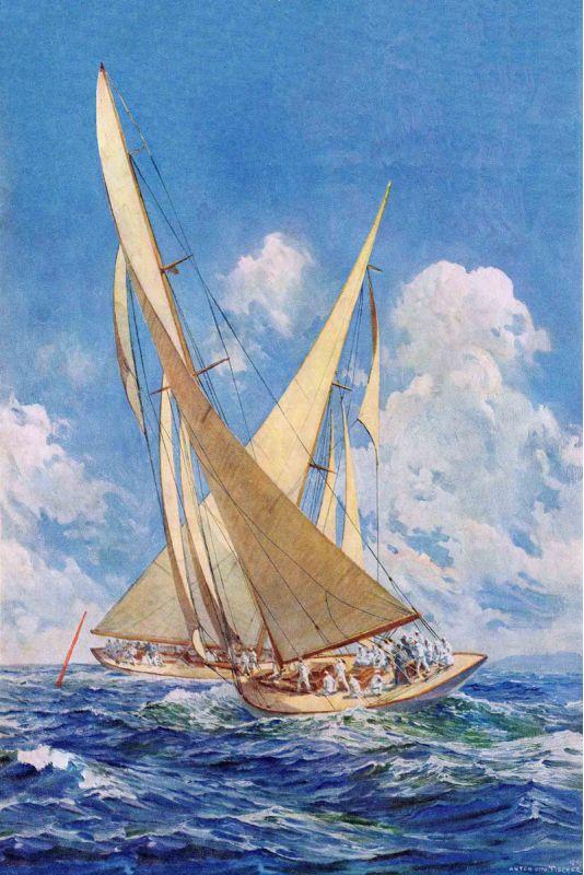 Marmont Hill Sailboats Print on Canvas 30 x 20 Home Decor Canvas Art Sale $147.31 ITEM: bci2819074 ID#:MH-SEPTRAV-20-C-30 UPC: 763250461853 :