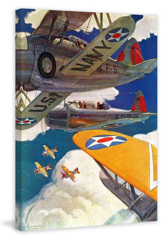 Marmont Hill U.S. Navy Print on Canvas 30 x 20 Home Decor Canvas Art Sale $147.31 ITEM: bci2819811 ID#:MH-SEPTRAV-37-C-30 UPC: 763250461020 :