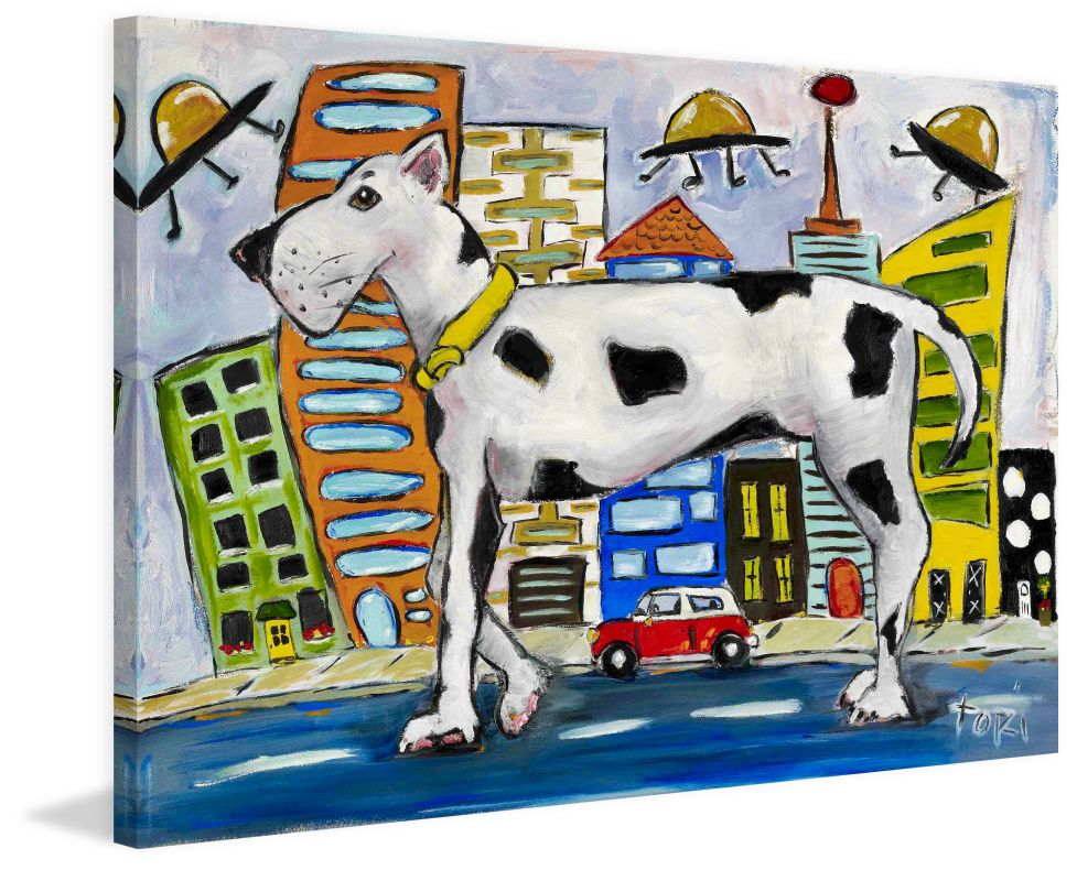 Marmont Hill Urban Abduction - on Canvas Fine art print on canvas from Sale $162.69 ITEM: bci2741666 ID#:MH-TORI-16-C-36 UPC: 714367476674 :