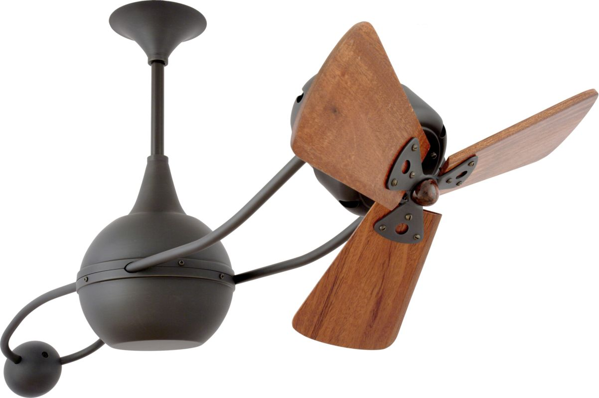 "Matthews Fan Company B2K-WD Brisa 2000 40"" Rotational Ceiling Fan -"