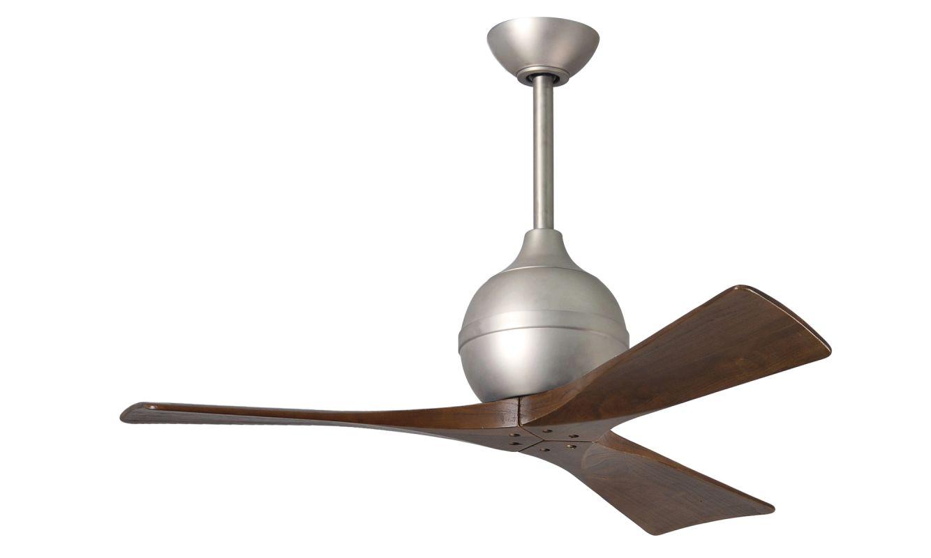 "Matthews Fan Company IR3-42 Irene-3 42"" Paddle Ceiling Fan - Blades Sale $571.50 ITEM: bci2756032 ID#:IR3-BN-42 UPC: 792145364672 :"