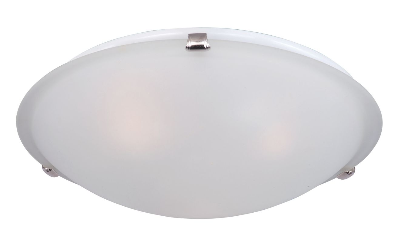 Maxim 2681 3 Light 16&quote Wide Flush Mount Ceiling Fixture from the