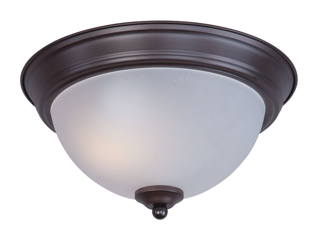 "Maxim 85840 1 Light 11.5"" Wide Flush Mount Ceiling Fixture from the"