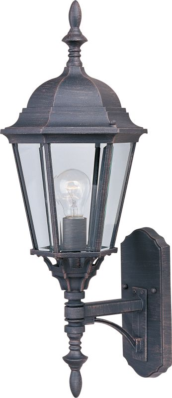 "Maxim 1003 1 Light 24"" Tall Outdoor Wall Sconce from the Westlake"