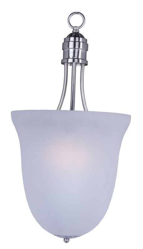 "Maxim 10048 3 Light 13"" Wide Pendant from the Logan Collection Satin"