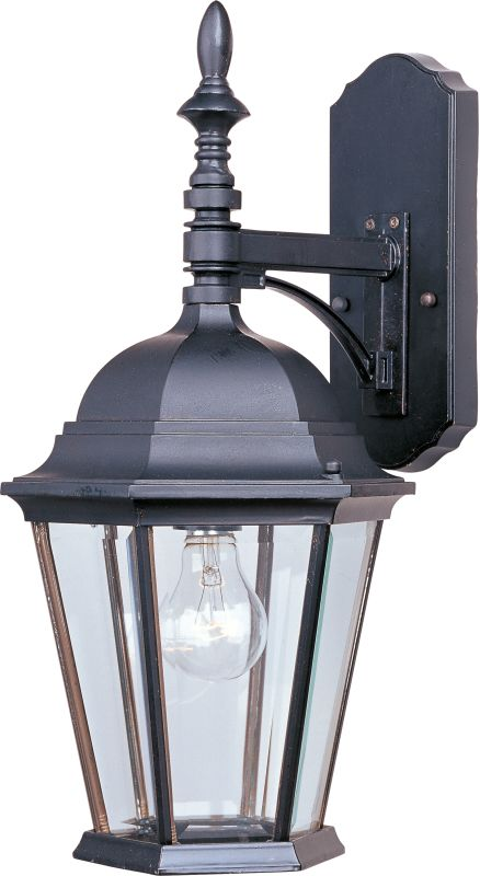 """Maxim 1004 1 Light 18.5"""" Tall Outdoor Wall Sconce from the Westlake"""