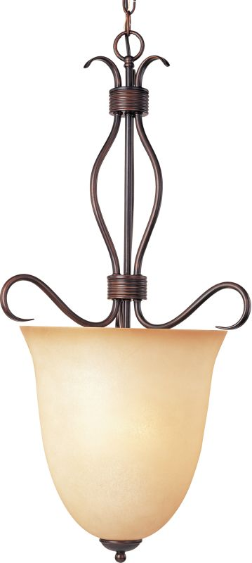 """Maxim 10130 2 Light 13"""" Wide Pendant from the Basix Collection Oil"""