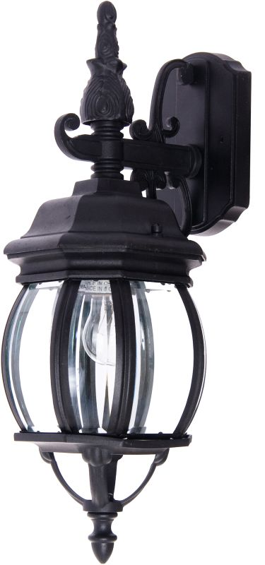 Maxim 1030 1 Light 18.25&quote Tall Outdoor Wall Sconce from the Crown Hill