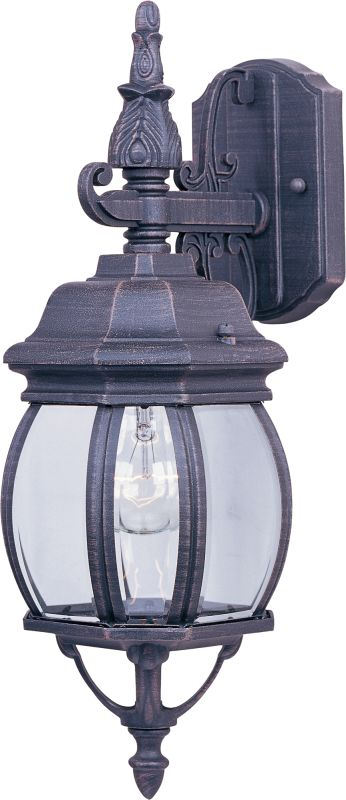 "Maxim 1030 1 Light 18.25"" Tall Outdoor Wall Sconce from the Crown Hill"