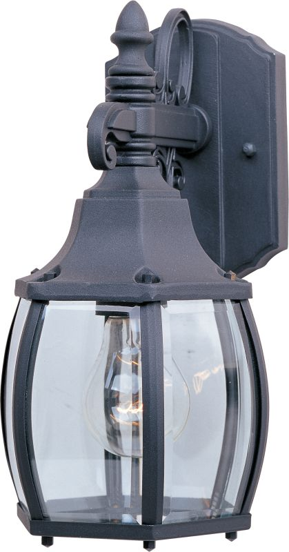 "Maxim 1031 1 Light 12"" Tall Outdoor Wall Sconce from the Crown Hill"