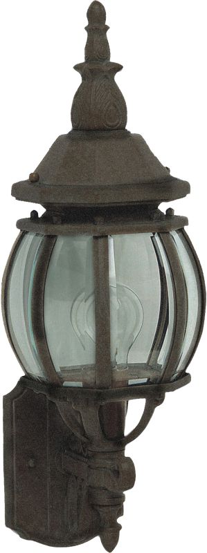 "Maxim 1032 1 Light 18"" Tall Outdoor Wall Sconce from the Crown Hill"