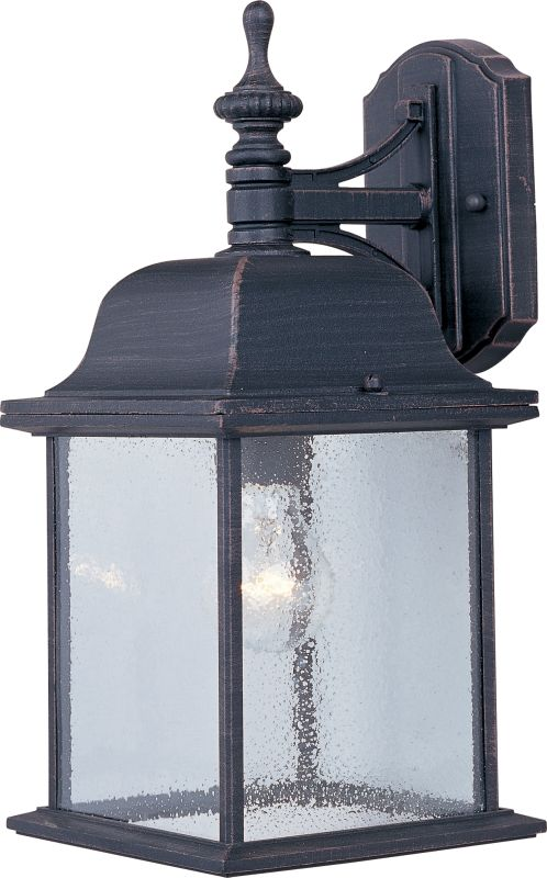"Maxim 1056 1 Light 15.5"" Tall Outdoor Wall Sconce from the Senator"