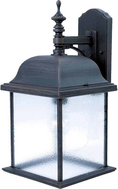 "Maxim 1057 1 Light 18.5"" Tall Outdoor Wall Sconce from the Senator"