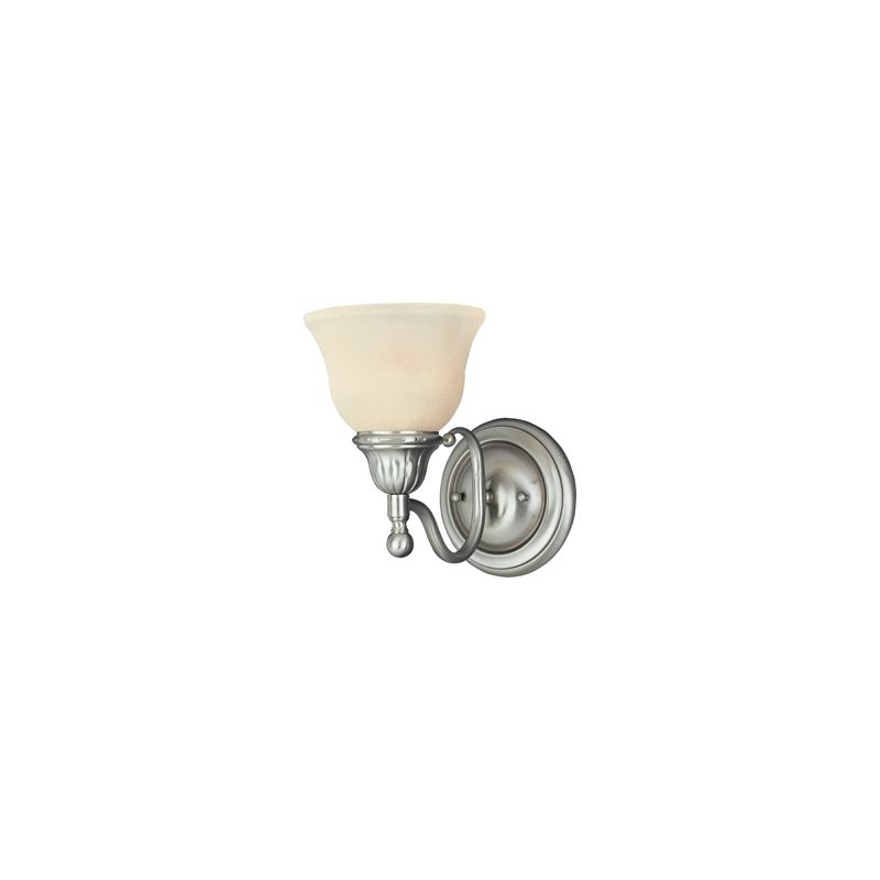 "Maxim 11056 1 Light 9"" Tall Wall Sconce from the Soho Collection Satin"