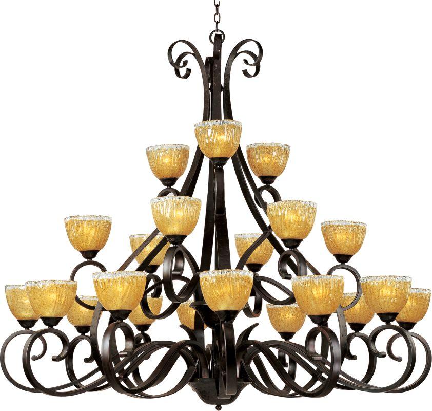 Maxim 13417 Barcelona 21 Light Triple-Tier Chandelier Oil Rubbed Sale $1709.00 ITEM: bci2629470 ID#:13417AIOI UPC: 783209049147 :