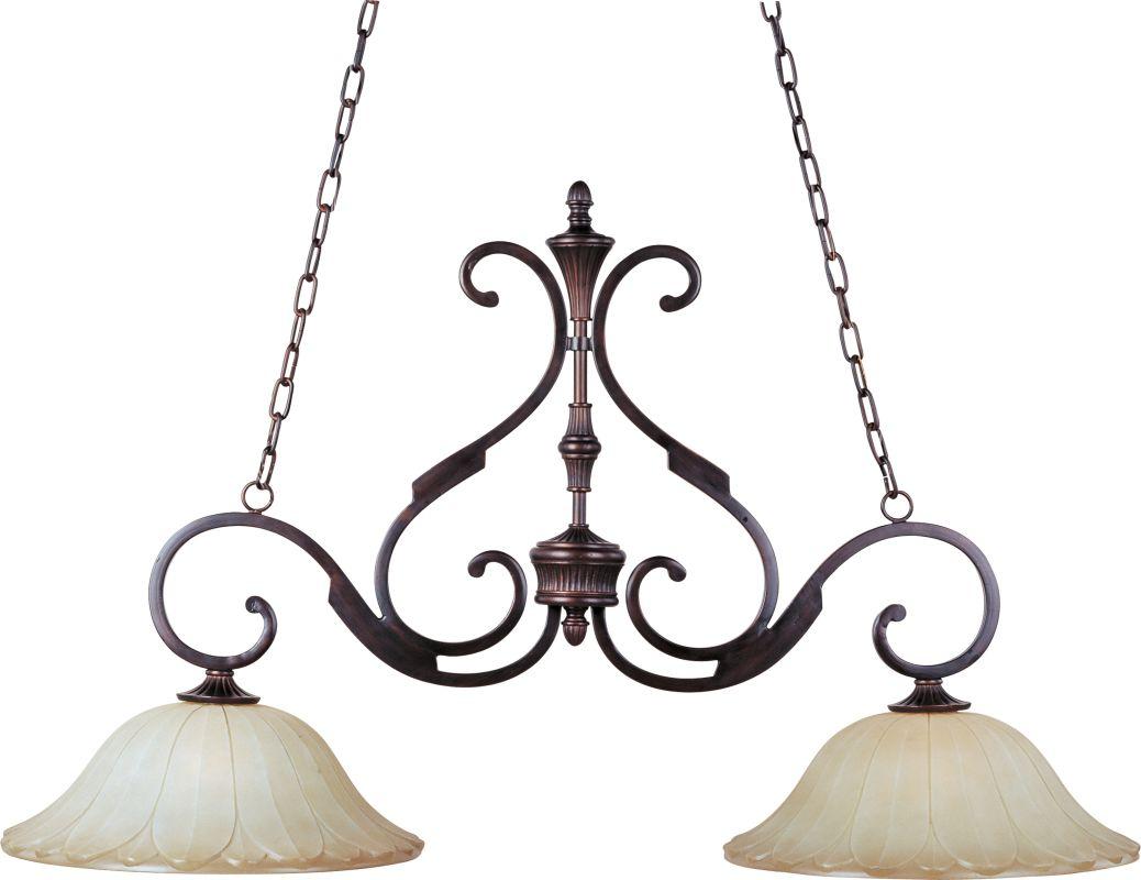 Maxim 13509 Allentown 2 Light Single-Tier Chandelier Oiled Bronze Sale $200.00 ITEM: bci2629476 ID#:13509WSOI UPC: 783209051843 :