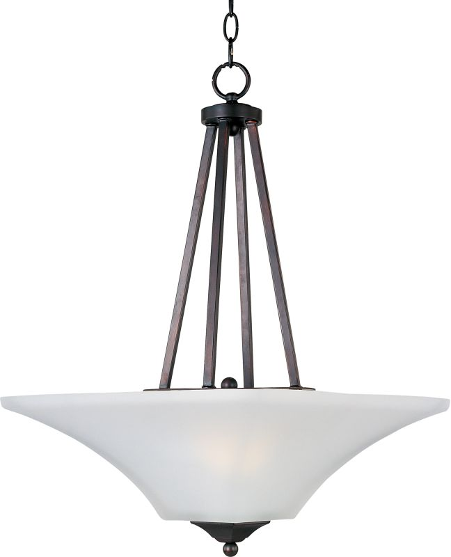 """Maxim 20093 2 Light 16"""" Wide Pendant from the Aurora Collection Oil"""